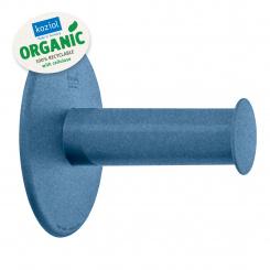 PLUG´N´ROLL ORGANIC WC-Rollenhalter organic deep blue