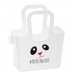 TASCHELINI - BERLINLOVE Bag with print