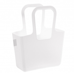 TASCHELINO Tasche cotton white