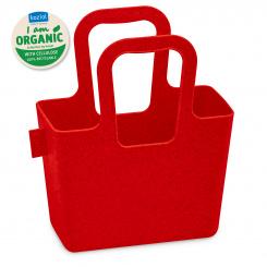 TASCHELINI Bag organic red
