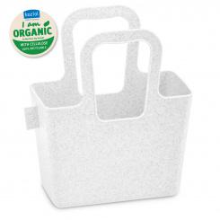 TASCHELINI Bag organic white