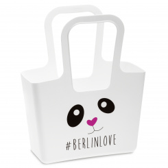 BERLINLOVE Bag with print
