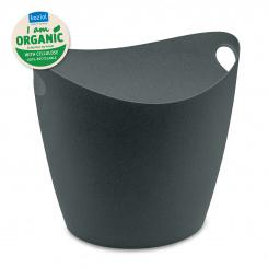 BOTTICHELLI XL ORGANIC Washtub 28l organic deep grey