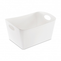 BOXXX L Storage bin 15l cotton white