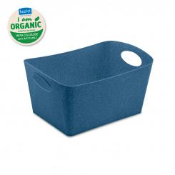 BOXXX M ORGANIC Storage bin 3,5l organic deep blue