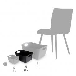 BOXXX M ORGANIC Aufbewahrungsbox 3,5l