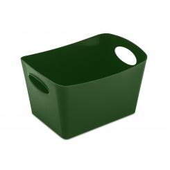 BOXXX S Aufbewahrungsbox 1L forest green