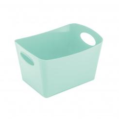 BOXXX S Storage bin 1l spa turquoise