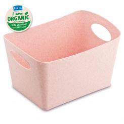 BOXXX S ORGANIC Aufbewahrungsbox 1l organic pink