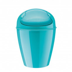 DEL XXS Swing-Top Wastebasket 0,9l
