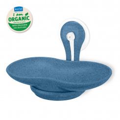 LOOP ORGANIC Seifenschale organic deep blue