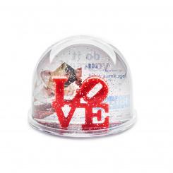 LOVE Picture Dream Globe Big