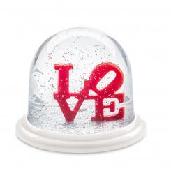 LOVE Dream Globe Medium