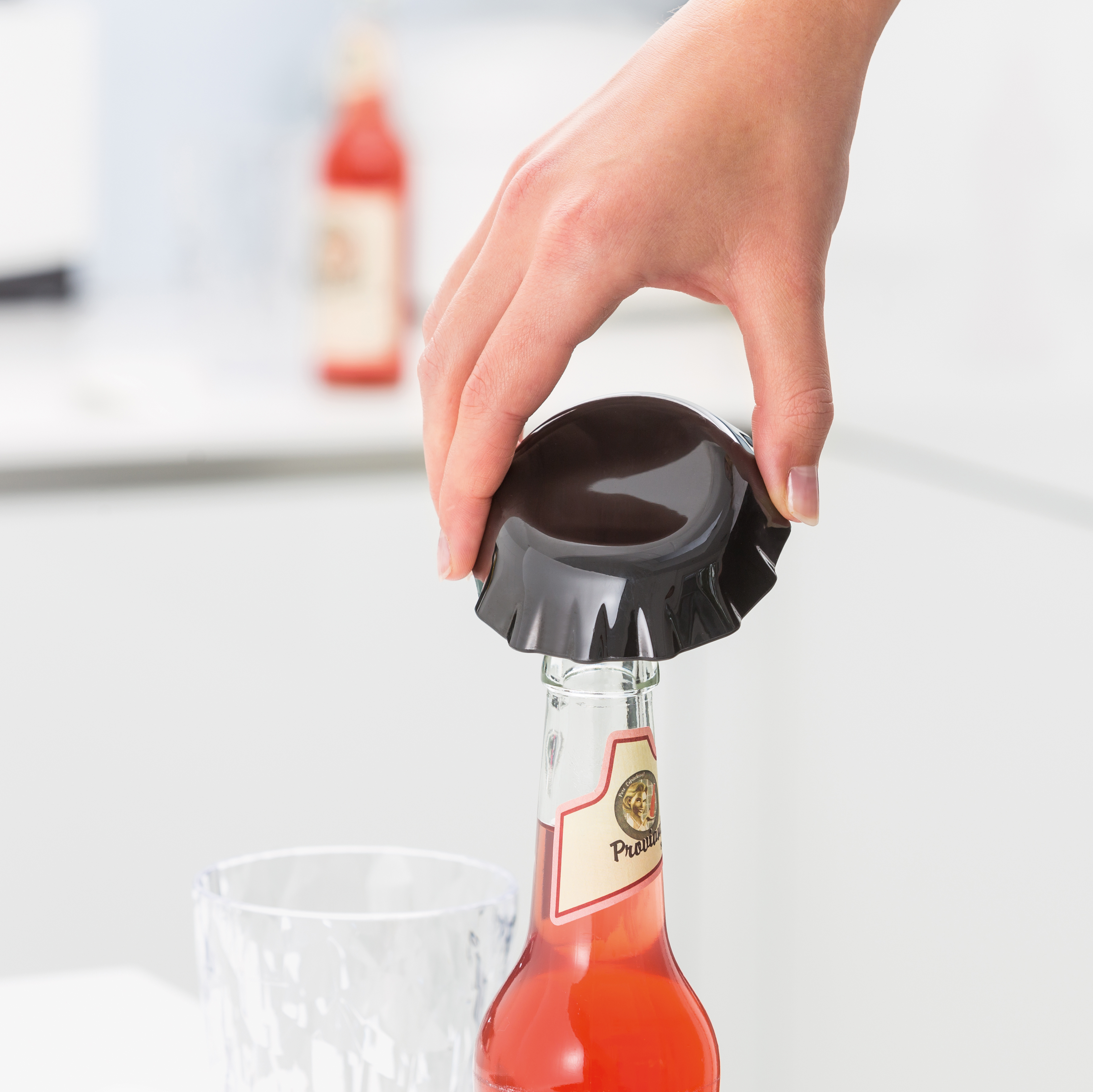 Koziol Ideas For Friends Gmbh Plopp Bottle Opener