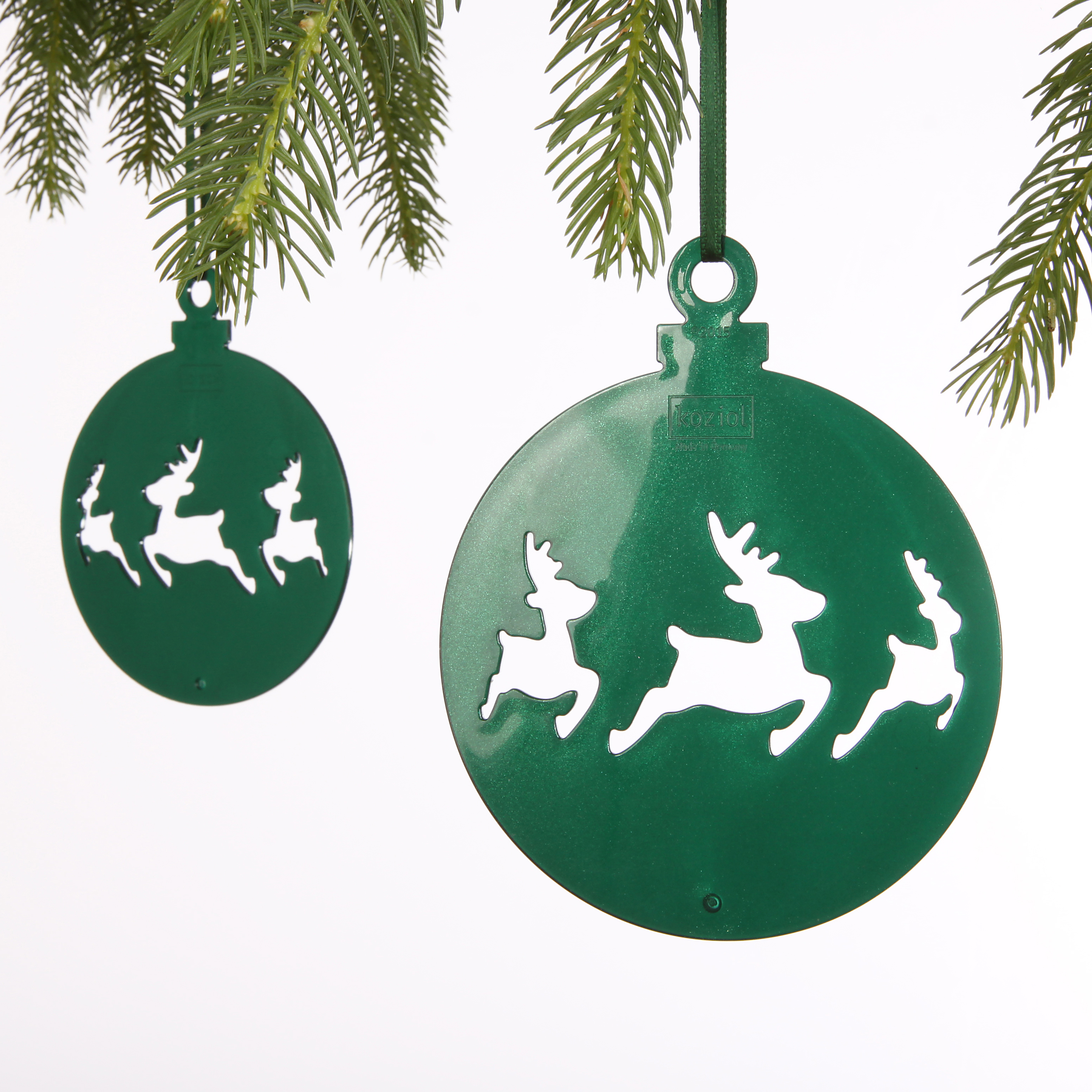 koziol online shop deer weihnachtsdeko. Black Bedroom Furniture Sets. Home Design Ideas