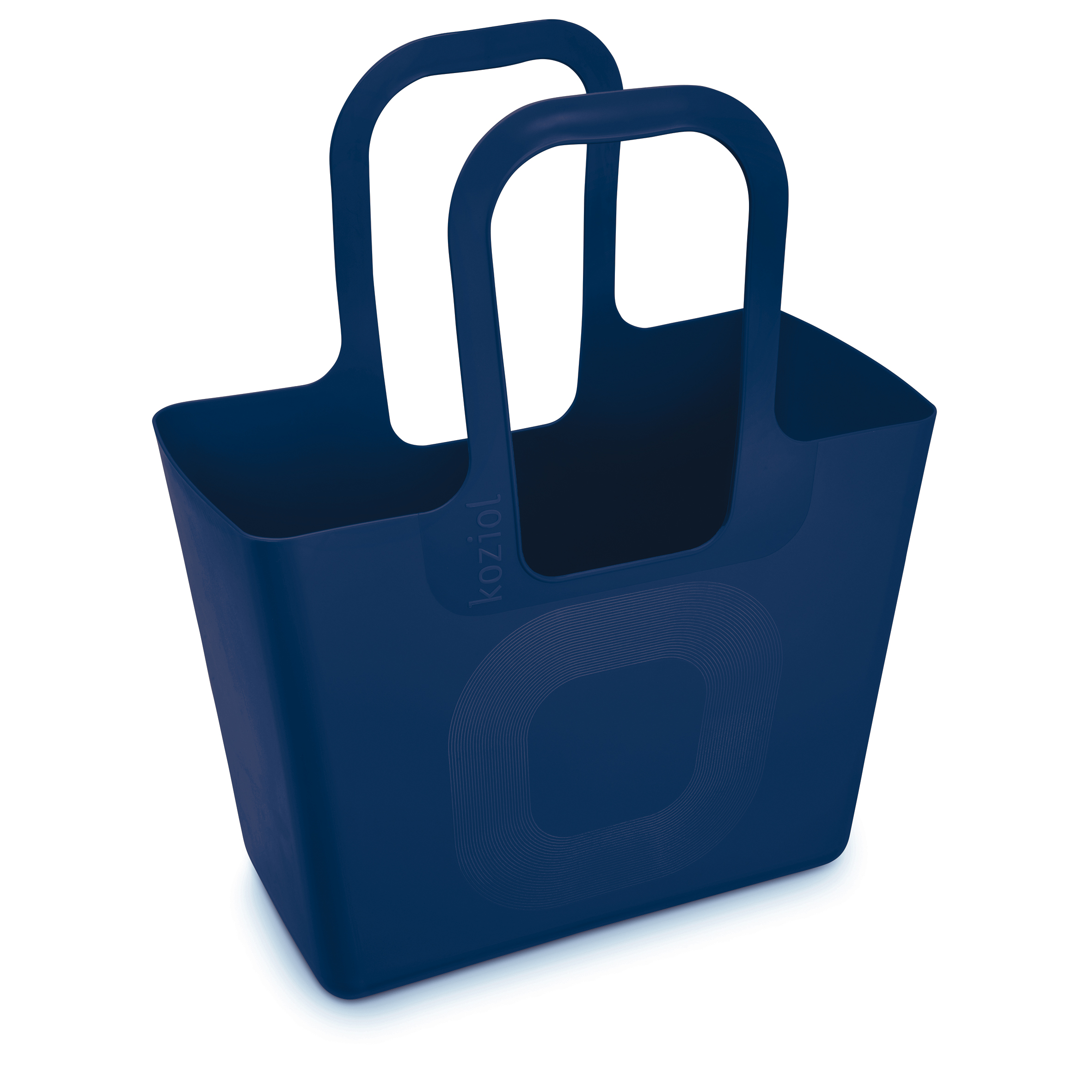 koziol online shop tasche xl tasche deep velvet blue. Black Bedroom Furniture Sets. Home Design Ideas