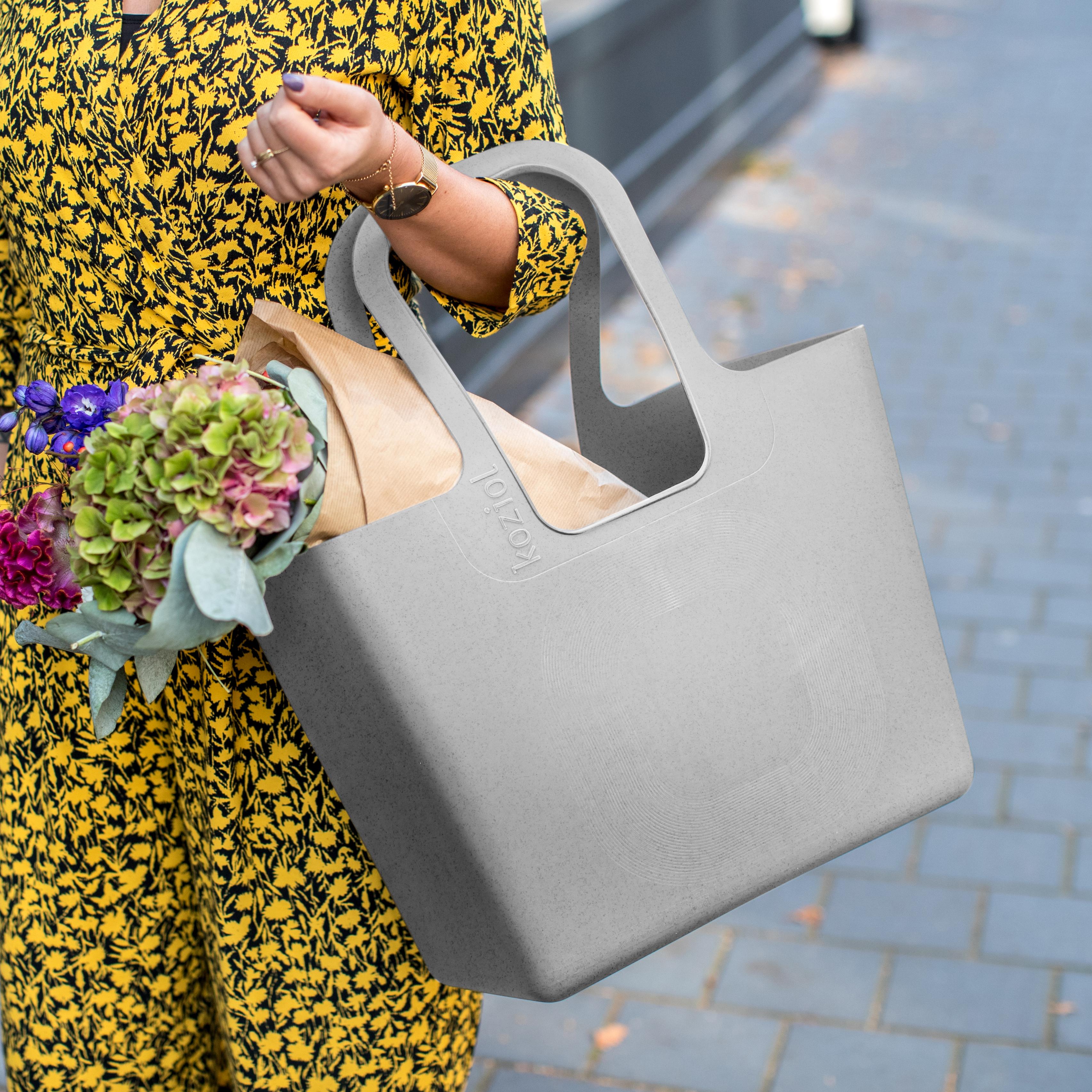Koziol Tas Xl.Tasche Xl Organic Bag