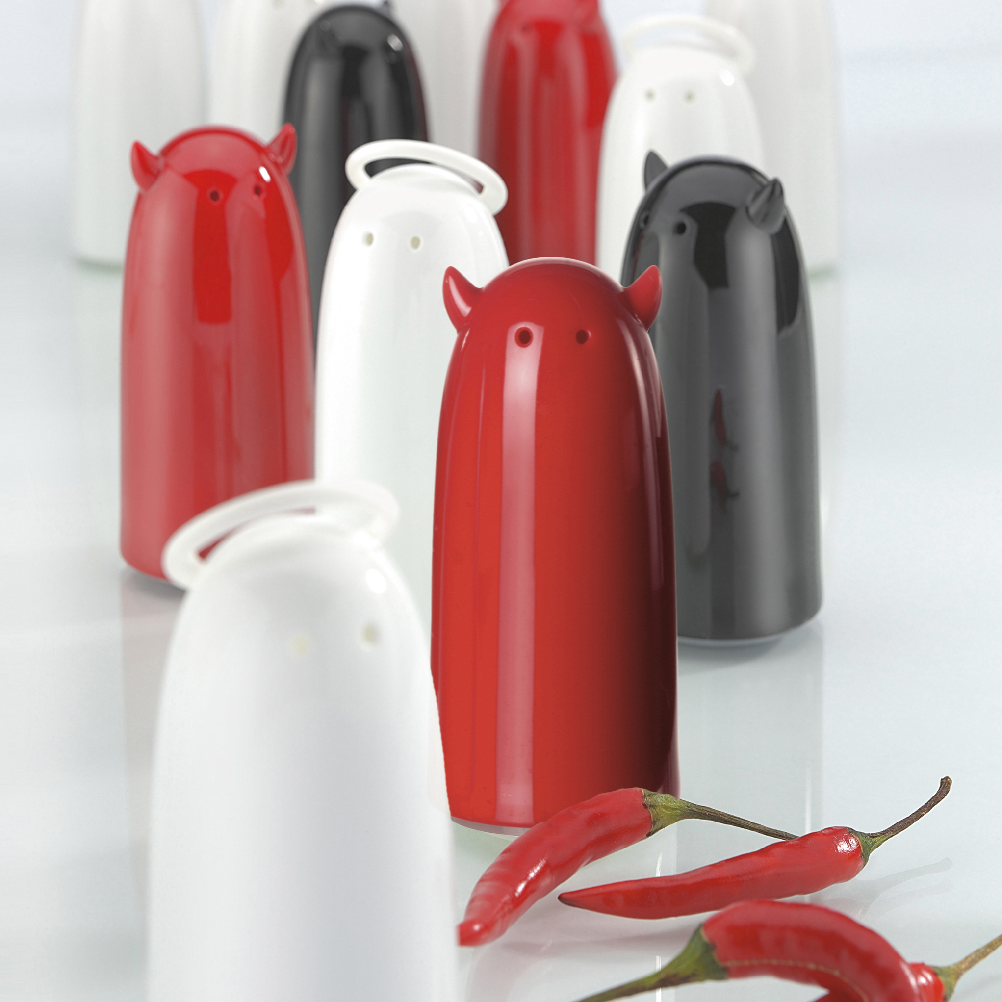 Koziol Ideas For Friends Gmbh Spicies Salt Pepper Shaker