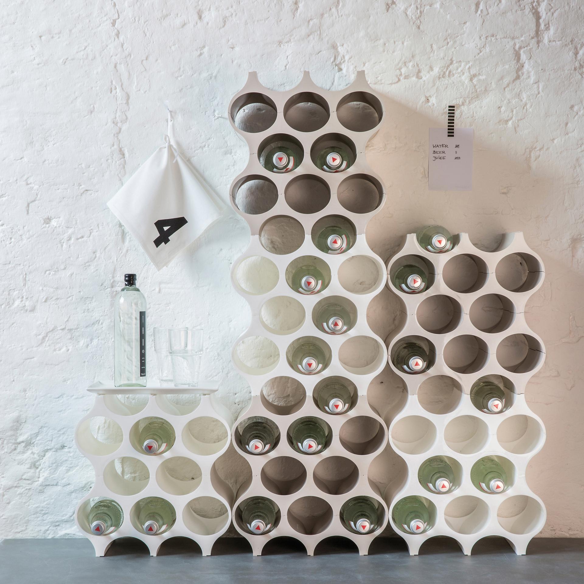 koziol online shop set up flaschenregal. Black Bedroom Furniture Sets. Home Design Ideas